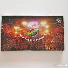 Vídeos y DVD Musicales: DVD DOBLE, LOS Nº 1 DE 40 EN CONCIERTO, ALEJANDRO SANZ, MARTA SANCHEZ, ALASKA, DESCATALOGADO. Lote 135197318