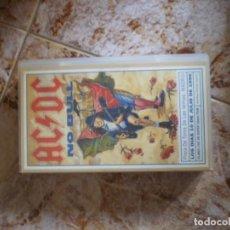 Vídeos y DVD Musicales: VHS AC/DC. NO BULL. Lote 135404166