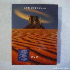 Vídeos y DVD Musicales: LED ZEPPELIN - 5 HORAS DE MUSICA EN DIRECTO - 2 DVDS. Lote 135927782