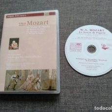 Vídeos y DVD Musicales: DVD SIR PETER USTINOV - SALZBURGER MARIONETTENTHEATER - MOZART - NOZZE DI FIGARO. Lote 136846914