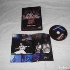 Vídeos y DVD Musicales: EXTREMODURO- GIRA 2002 . Lote 137107462