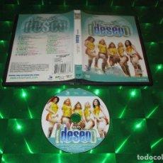 Vídeos y DVD Musicales: GRUPO DESEO ( LAS Nº 1 EN TECHNOPASEITO ) - DVD - MI CONEJITO - CONTESTACION AL GUARAREY .... Lote 137442502