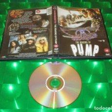 Vídeos y DVD Musicales: AEROSMITH ( THE MAKING OF PUMP ) - DVD - 49064 9 - SMV ENTERPRISES - EDICION NO ESPAÑOLA. Lote 137639882