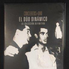 Vídeos y DVD Musicales: DÚO DINÁMICO - DVD. Lote 137647770