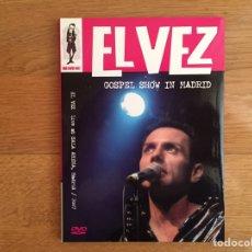 Vídeos y DVD Musicales: EL VEZ: GOSPEL SHOW IN MADRID. LIVE AT SALA ARENA, MADRID 2007. Lote 137690749