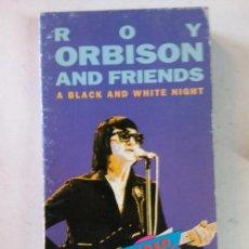 Vídeos y DVD Musicales: CINTA DE VHS. MITICA COLECCION VIDEO ROCK SALVAT. ROY ORBISON. Lote 137979874