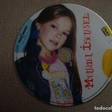 Vídeos y DVD Musicales: DVD MUSICA MARIA ISABEL ACTUACIONES TV + EUROJUNIOR + KARAOKES 25G SIN CAJA ORIGINAL. Lote 138923378
