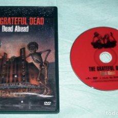 Vídeos y DVD Musicales: DVD THE GRATEFUL DEAD - DEAD AHEAD. Lote 139227750