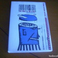 Vídeos y DVD Musicales: ALBERT PLA ( SU PONE FO NO LLOSA ) DVD RAREZA++++++++++++++++. Lote 140335046