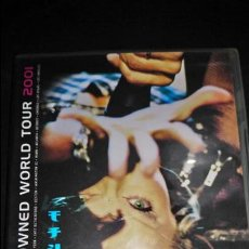 Vídeos y DVD Musicales: MADONNA DROWNED WORLD TOUR 2001 DVD. Lote 140335210