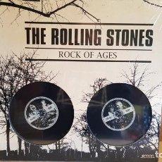 Vídeos y DVD Musicales: THE ROLLING STONES / ROCK OF AGES / DOBLE DVD - CONCIERTO / PRECINTADO A ESTRENAR.. Lote 140380802