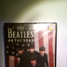 Vídeos y DVD Musicales: THE BEATLES ON THE ROAD DVD NUEVO. Lote 140518210