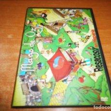 Vídeos y DVD Musicales: MAGO DE OZ RESACOSIX EN HISPANIA DVD DEL AÑO 2004 INCLUYE DIRECTOS VIDEOCLIPS ENTREVISTAS . Lote 141124306