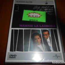 Vídeos y DVD Musicales: DVD-MARNIE LA LADRONA-PRECINTADA. Lote 141902770