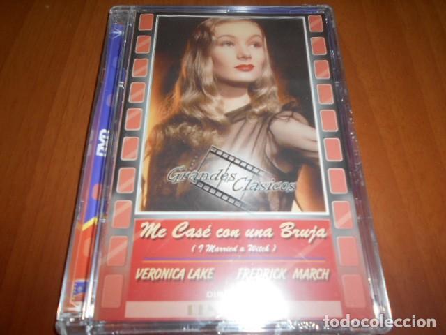 DVD-ME CASÉ CON UNA BRUJA-PRECINTADA (Música - Videos y DVD Musicales)