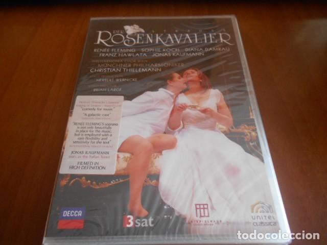 DVD-DER ROSENKAVALIER-PRECINTADA (Música - Videos y DVD Musicales)