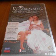 Vídeos y DVD Musicales: DVD-DER ROSENKAVALIER-PRECINTADA. Lote 141908022