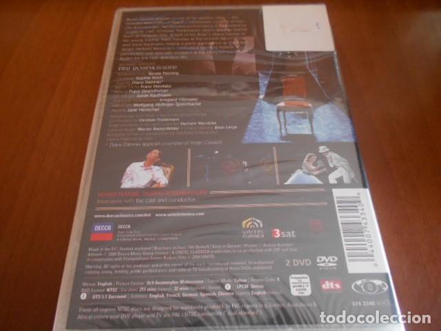 Vídeos y DVD Musicales: DVD-DER ROSENKAVALIER-PRECINTADA - Foto 2 - 141908022