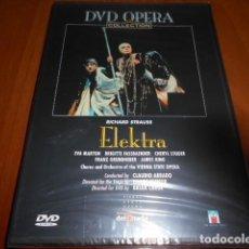 Vídeos y DVD Musicales: DVD OPERA-ELKTRA-RICHARD STRAUSS-PRECINTADA. Lote 141908958