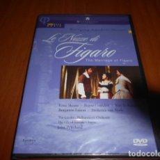 Vídeos y DVD Musicales: DVD-LE NOZZE DI FIGARO-WOLFGANG AMADEUS MOZART-PRECINTADO. Lote 142418334