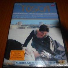 Vídeos y DVD Musicales: DVD-TOSCA-PUCCINI-PRECINTADO. Lote 142421650