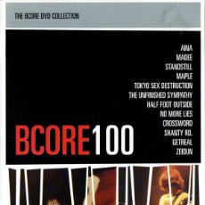 Vídeos y DVD Musicales: VARIOUS - BCORE 100. Lote 142423626