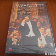 Vídeos y DVD Musicales: DVD-LUCIANO PAVAROTTI - 30TH ANNIVERSARY GALA CONCERT-PRECINTADO. Lote 142551114
