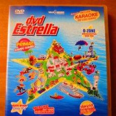 Vídeos y DVD Musicales: DVD ESTRELLA 2004 (LOS 20 AUTENTICOS VIDEOCLIPS DEL VERANO 2004) (DVD). Lote 142552914