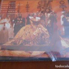 Vídeos y DVD Musicales: DVD-HANDEL,JULIUS CAESAR-PRECINTO ROTO. Lote 142561862