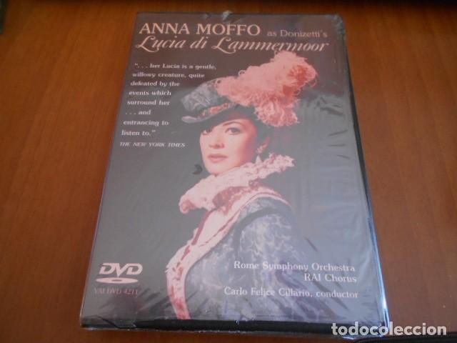 DVD-ANNA MOFFO LUCIA DI LAMMERMOOR-PRECINTO ROTO,VER FOTOS (Música - Videos y DVD Musicales)