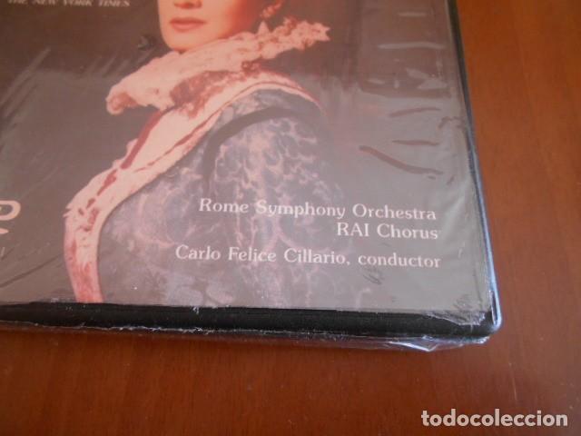 Vídeos y DVD Musicales: DVD-ANNA MOFFO LUCIA DI LAMMERMOOR-PRECINTO ROTO,VER FOTOS - Foto 2 - 142563870