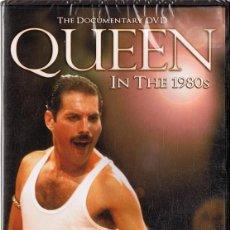 Vídeos y DVD Musicales: QUEEN IN THE 1980´S THE DOCUMENTARY DVD (PRECINTADO). Lote 142763414