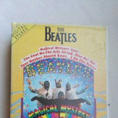 Vídeos y DVD Musicales: THE BEATLES MAGICAL MYSTERY TOUR VHS. Lote 142831797