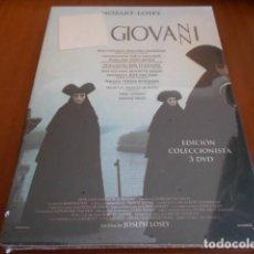 Vídeos y DVD Musicales: DON GIOVANNI-MOZART-LOSEY-3 DVD-PRECINTADO. Lote 142872438