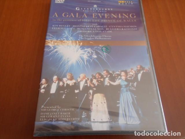 DVD-A GALA EVENING-THE GLYNDEBOURNE CHORUS-PRECINTADO (Música - Videos y DVD Musicales)