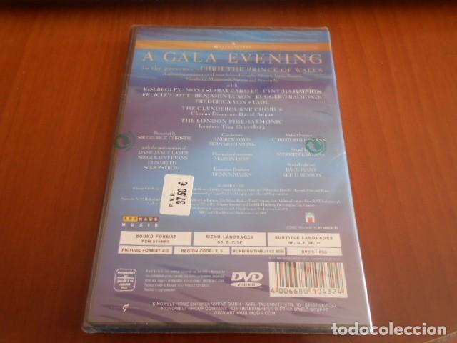 Vídeos y DVD Musicales: DVD-A GALA EVENING-THE GLYNDEBOURNE CHORUS-PRECINTADO - Foto 2 - 142872946