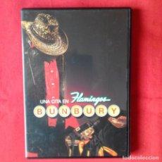Vídeos e DVD Musicais: UNA CITA EN FLAMINGOS BUNBURY. Lote 177087048