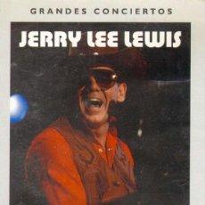 Vídeos y DVD Musicales: JERRY LEE LEWIS - A ROCK'N' ROLL LEGEND - PAL DVD. Lote 143967858