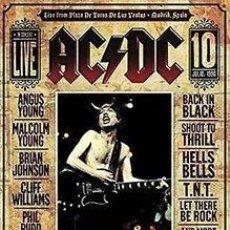 Vídeos y DVD Musicales: AC/DC: NO BULL (THE DIRECTOR'S CUT) (DVD) MÚSICA INTERPRETADA POR AC/DC. Lote 143986938