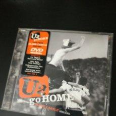 Vídeos y DVD Musicales: U2 GO HOME LIVE FROM SLANE CASTLE IRELAND IN 2001. Lote 144016509