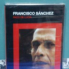 Vídeos y DVD Musicales: FRANCISCO SÁNCHEZ, PACO DE LUCIA. DVD NUEVO. Lote 144020386