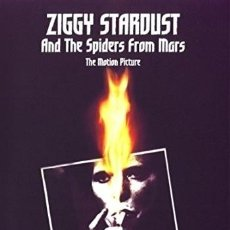 Vídeos y DVD Musicales: DAVID BOWIE ZIGGY STARDUST AND THE SPIDERS FROM MARS DVD FILM 30 ANIVERSARIO CON POSTER. Lote 144037022