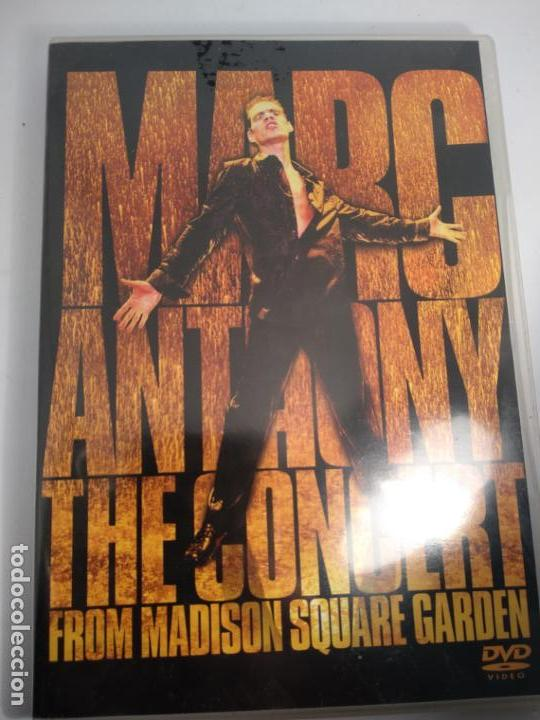 MARC ANTHONY THE CONCERT FROM MADISON SQUARE GARDEN - DVD (Música - Videos y DVD Musicales)