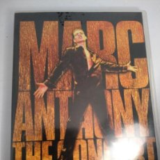 Vídeos y DVD Musicales: MARC ANTHONY THE CONCERT FROM MADISON SQUARE GARDEN - DVD. Lote 194876148