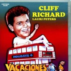 Vídeos y DVD Musicales: VACACIONES DE VERANO (DVD PRECINTADO IMPORTACIÓN) CLIFF RICHARD LOS SHADOWS. Lote 204189373