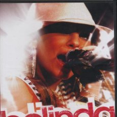 Vídeos y DVD Musicales: DVD -- BELINDA - FIESTA EN LA AZOTEA EN VIVO - DESDE EL AUDITORIO NACIONAL. Lote 145778582