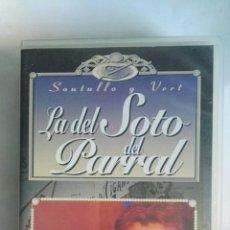 Vídeos y DVD Musicales: LA DEL SOTO DEL PARRAL VHS ZARZUELA. Lote 146625338