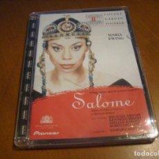 Vídeos y DVD Musicales: OPERA SALOME / MARIA EWING DVD RAREZA EXCELENTE ESTADO. Lote 146940086