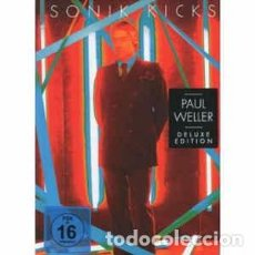 Vídeos y DVD Musicales: PAUL WELLER - SONIK KICKS (CD, ALBUM + DVD-V, NTSC + DLX) LABEL:ISLAND RECORDS CAT#: 279 764 2 . Lote 146945034