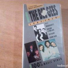 Vídeos y DVD Musicales: 6070 ) THE BEE GEES VHS. Lote 146949594